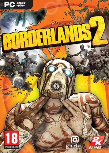 заказ Игра для PC Borderlands 2. Premiere Club Edition (rus sub) онлайн