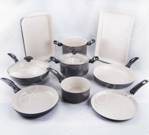 заказ Комплект посуды Delimano Ceramica Prima+ Royal Set онлайн
