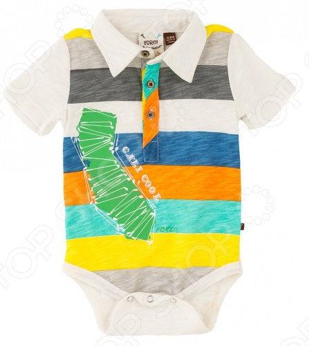 заказ Боди Fore!! Axel and Hudson Cali Cool Onesie онлайн