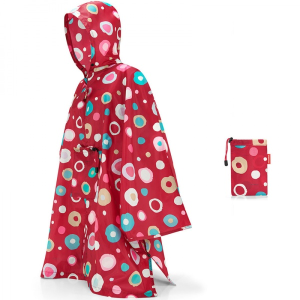 заказ Дождевик Reisenthel Mini Maxi Funky Dots 2 онлайн