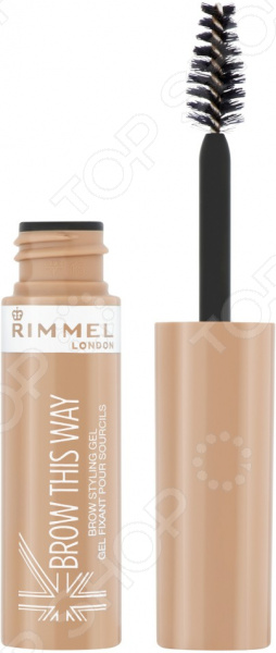 заказ Гель для бровей Rimmel Brou This Way онлайн